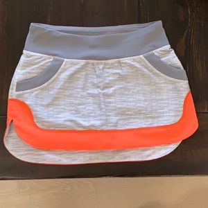 Lululemon Wee are from space skirt